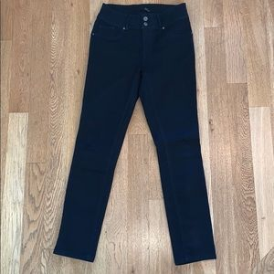 1822 Denim Jeans - good stretch - navy blue - 8
